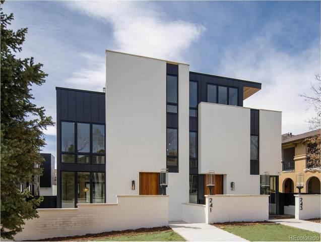 223 Garfield Street, Denver, CO 80206 (MLS #8775754) :: 8z Real Estate