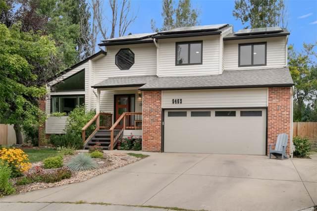 5453 Illini Way, Boulder, CO 80303 (MLS #8775874) :: Kittle Real Estate