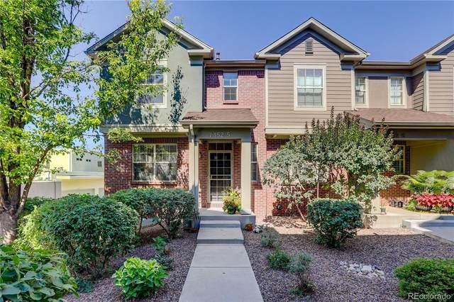 7352 E 7th Avenue #5, Denver, CO 80230 (MLS #8775937) :: 8z Real Estate