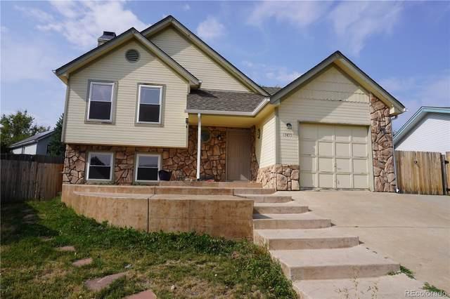 17455 E Plateau Drive, Aurora, CO 80015 (#8776309) :: Kimberly Austin Properties