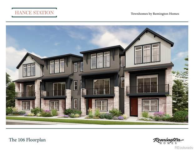 11842 W 52nd Avenue, Wheat Ridge, CO 80033 (#8776748) :: Sultan Newman Group