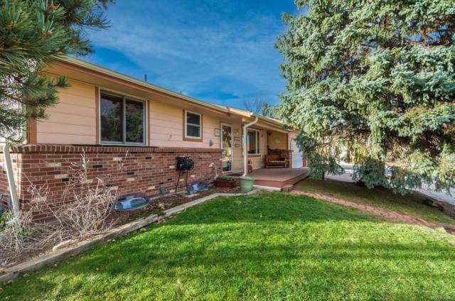 4641 S Cole Way, Morrison, CO 80465 (#8777137) :: House Hunters Colorado