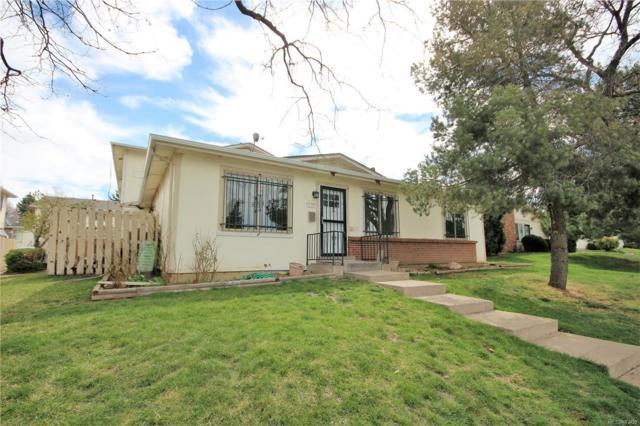 1222 Sable Boulevard, Aurora, CO 80011 (#8777611) :: Colorado Home Finder Realty