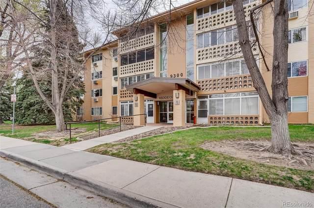 9300 E Center Avenue 10B, Denver, CO 80247 (#8777897) :: The Artisan Group at Keller Williams Premier Realty