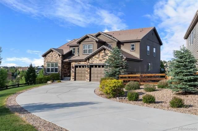 7516 S Elk Court, Aurora, CO 80016 (#8778418) :: The HomeSmiths Team - Keller Williams