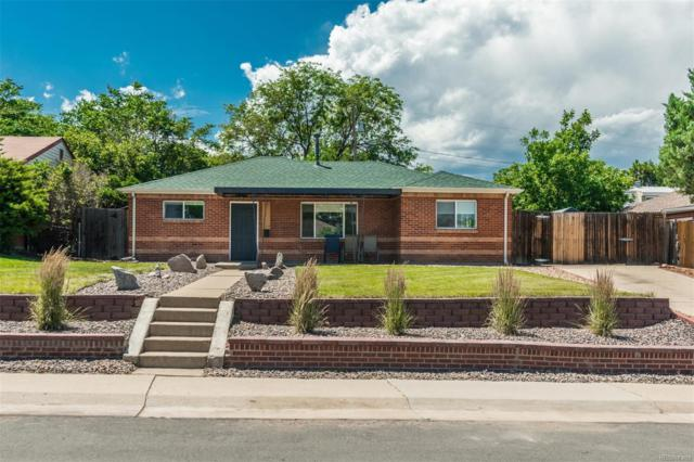 9331 Harris Street, Thornton, CO 80229 (MLS #8778594) :: 8z Real Estate