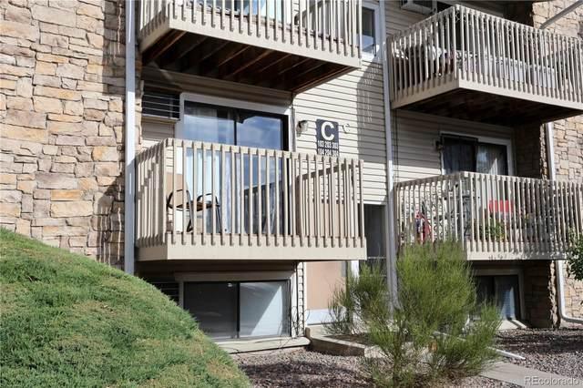 381 S Ames Street C203, Lakewood, CO 80226 (#8779614) :: iHomes Colorado