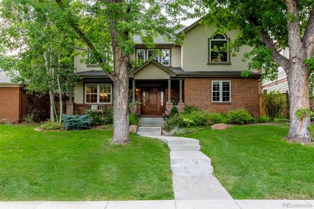 1232 S Milwaukee Street, Denver, CO 80210 (#8779800) :: Wisdom Real Estate