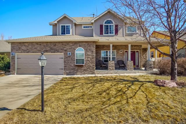 9040 Eldorado Avenue, Frederick, CO 80504 (#8779946) :: The Peak Properties Group
