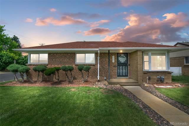 3501 Locust Street, Denver, CO 80207 (#8780113) :: Mile High Luxury Real Estate