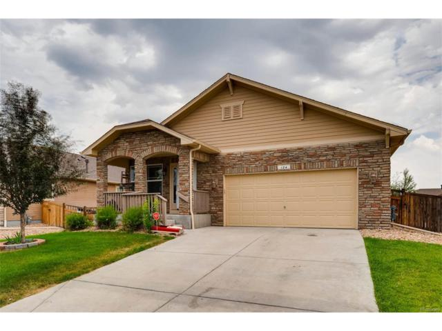 124 Bristlecone Street, Brighton, CO 80601 (MLS #8780305) :: 8z Real Estate