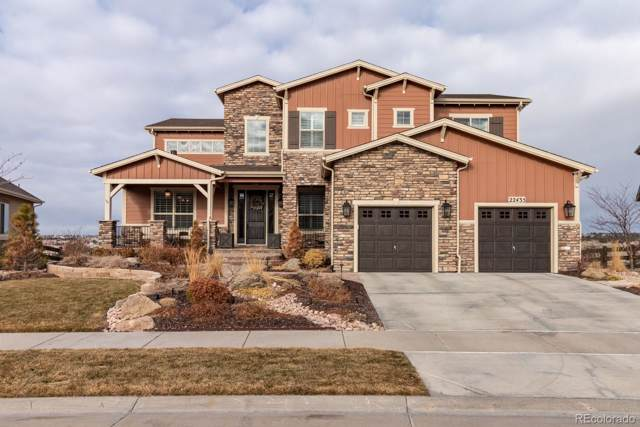 22435 Boundstone Drive, Parker, CO 80138 (#8780432) :: The Griffith Home Team
