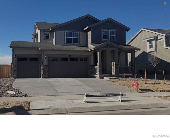 9367 Richfield Street, Commerce City, CO 80022 (#8780565) :: The Brokerage Group