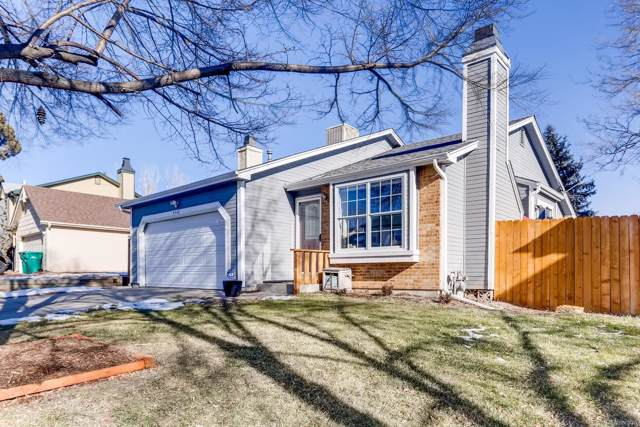 4542 S Quintero Street, Aurora, CO 80015 (MLS #8780813) :: Bliss Realty Group