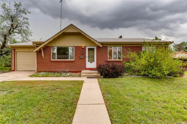 3355 W Pimlico Avenue, Englewood, CO 80110 (#8780904) :: Structure CO Group