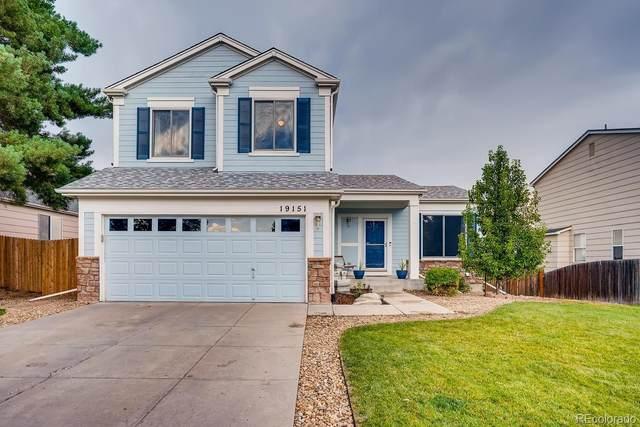 19151 E Hampden Drive, Aurora, CO 80013 (MLS #8780964) :: 8z Real Estate