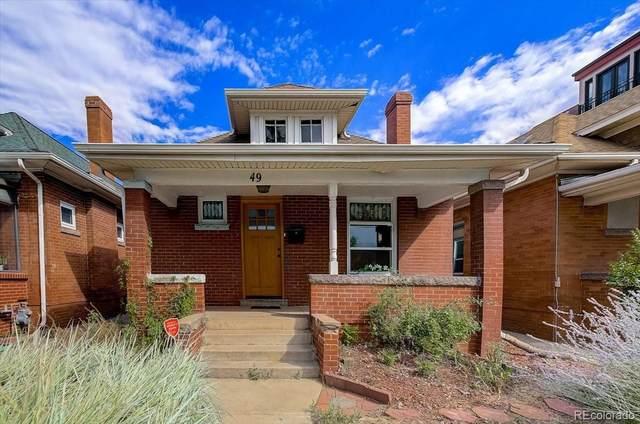 49 W Alameda Avenue, Denver, CO 80223 (#8781277) :: Arnie Stein Team | RE/MAX Masters Millennium