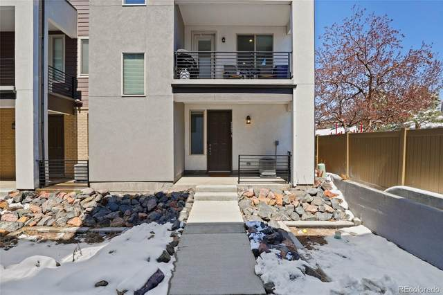 4265 E Iliff Avenue #5, Denver, CO 80222 (#8781537) :: Sultan Newman Group