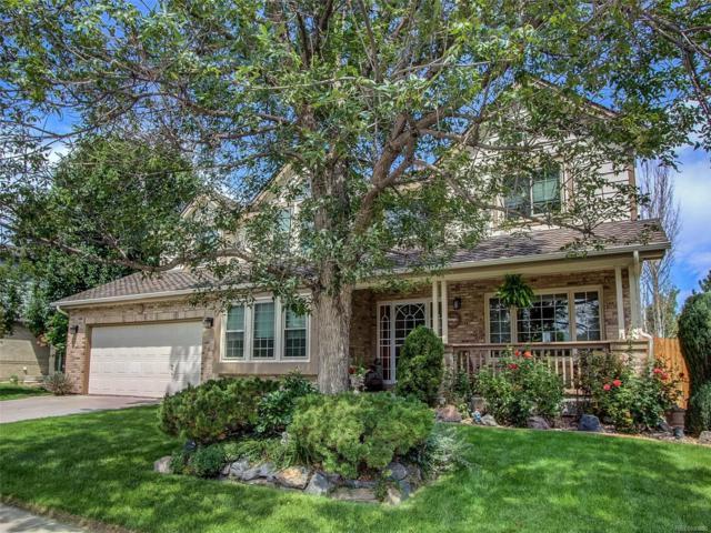 5455 E Dry Creek Circle, Centennial, CO 80122 (MLS #8781908) :: 8z Real Estate