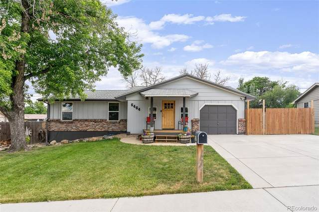 6464 W 76th Place, Arvada, CO 80003 (#8782037) :: Berkshire Hathaway HomeServices Innovative Real Estate
