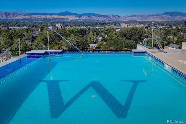 410 Acoma Street #414, Denver, CO 80204 (#8782072) :: Wisdom Real Estate