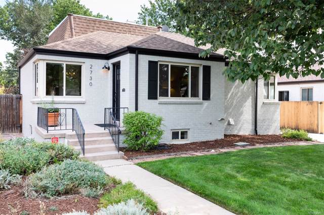 2730 Xavier Street, Denver, CO 80212 (#8782278) :: Mile High Luxury Real Estate