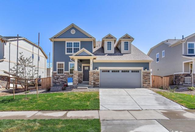 141 Northrup Drive, Erie, CO 80516 (MLS #8782622) :: Keller Williams Realty