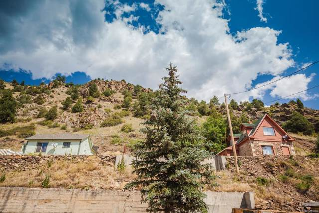 1614 Wall Street, Idaho Springs, CO 80452 (#8782726) :: 5281 Exclusive Homes Realty