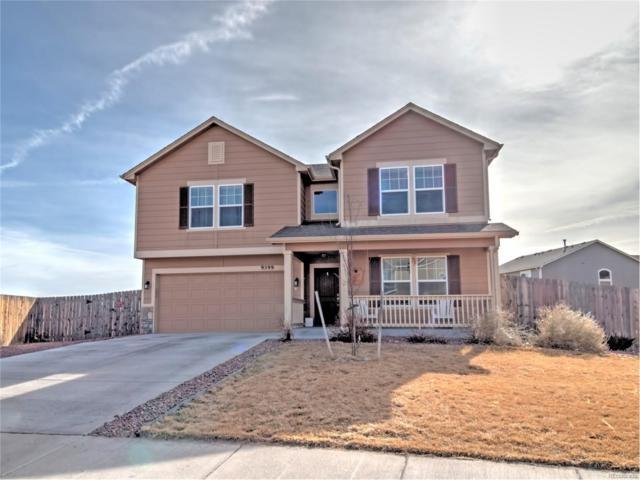 9599 Desert Lily Circle, Colorado Springs, CO 80925 (#8782954) :: The Peak Properties Group