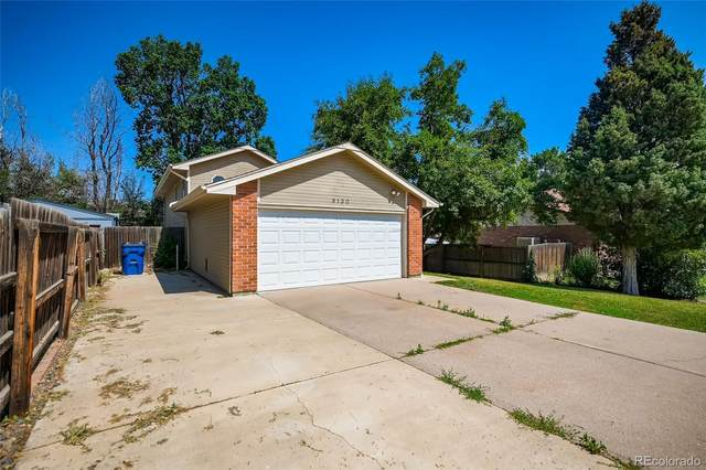 8130 Irving Street, Westminster, CO 80031 (#8783086) :: Finch & Gable Real Estate Co.
