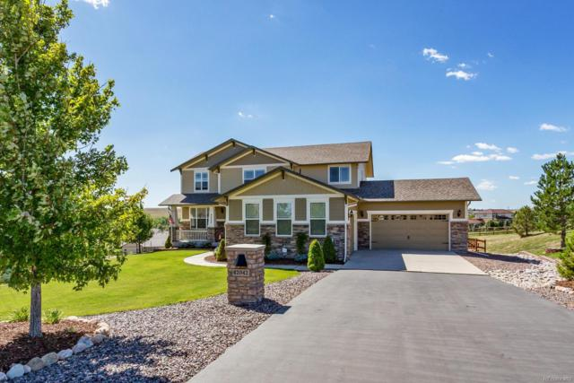 42042 S Pinehurst Circle, Elizabeth, CO 80107 (#8783757) :: The Peak Properties Group