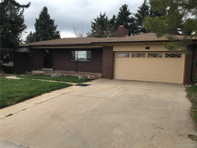 9171 W 66th Avenue, Arvada, CO 80004 (MLS #8783784) :: 8z Real Estate