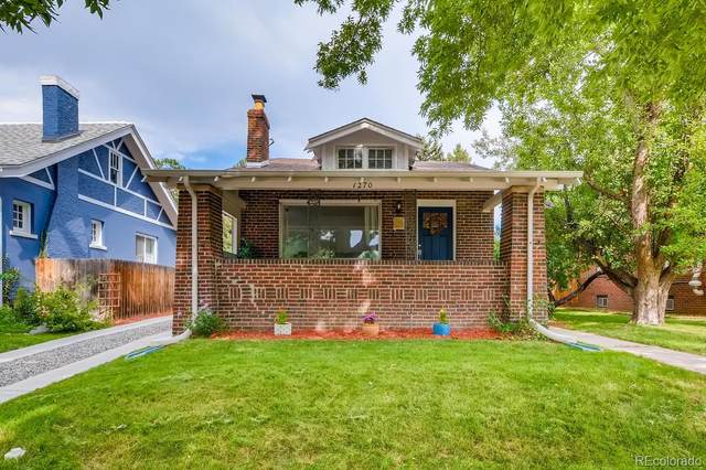 1270 Niagara Street, Denver, CO 80220 (MLS #8783921) :: Neuhaus Real Estate, Inc.
