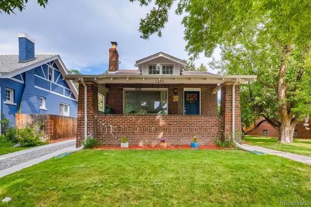 1270 Niagara Street, Denver, CO 80220 (#8783921) :: Mile High Luxury Real Estate