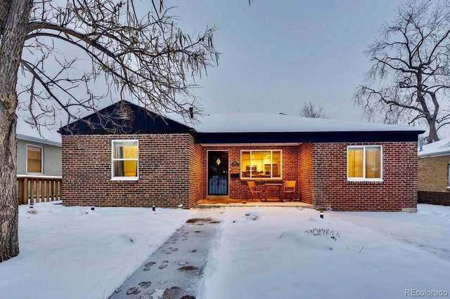 4563 W 34th Avenue, Denver, CO 80212 (MLS #8784272) :: 8z Real Estate