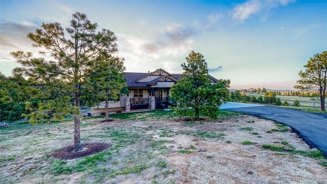 17890 W Cherry Stage Road, Colorado Springs, CO 80921 (#8784293) :: The Colorado Foothills Team | Berkshire Hathaway Elevated Living Real Estate