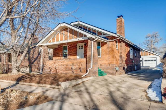 3536 Perry Street, Denver, CO 80212 (MLS #8784495) :: Bliss Realty Group
