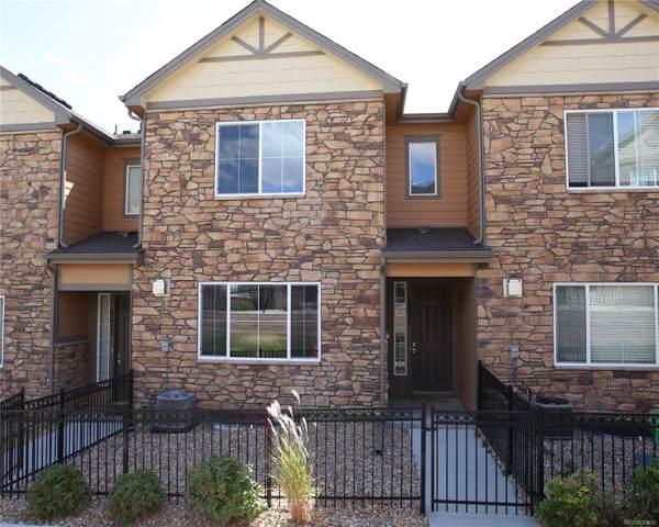 6625 S Patsburg Street, Aurora, CO 80016 (#8784532) :: The Peak Properties Group