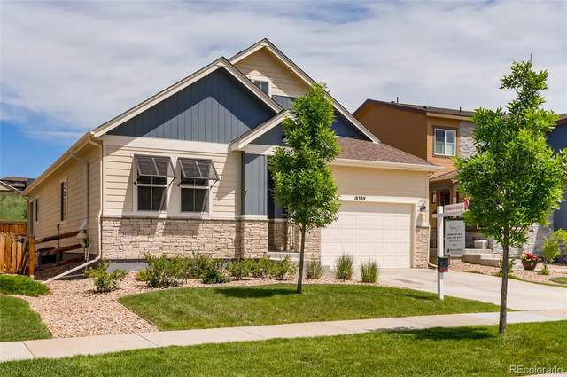 18339 W 84th Place, Arvada, CO 80007 (#8784797) :: Kimberly Austin Properties