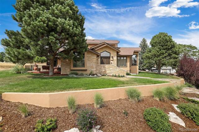 983 Glen Oaks Avenue, Castle Pines, CO 80108 (MLS #8784872) :: 8z Real Estate