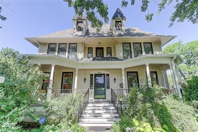 841 Oneida Street, Denver, CO 80220 (#8784995) :: The Griffith Home Team