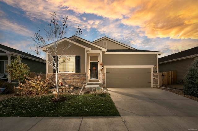 1645 Wildwood Street, Lochbuie, CO 80603 (#8785064) :: James Crocker Team