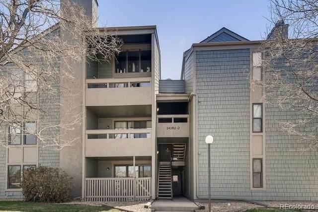 14190 E Temple Drive O8, Aurora, CO 80015 (#8785367) :: Briggs American Properties