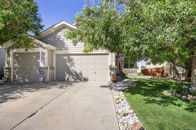 2787 S Waco Way, Aurora, CO 80013 (#8785549) :: The Tamborra Team