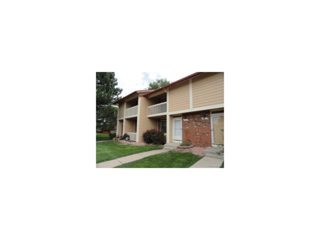 11612 Community Center Drive #41, Northglenn, CO 80233 (MLS #8785799) :: 8z Real Estate