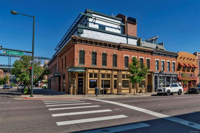 2101 Larimer Street #302, Denver, CO 80205 (#8785963) :: The HomeSmiths Team - Keller Williams