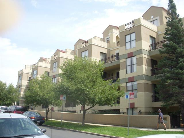 180 Cook Street #406, Denver, CO 80206 (#8786269) :: The Griffith Home Team