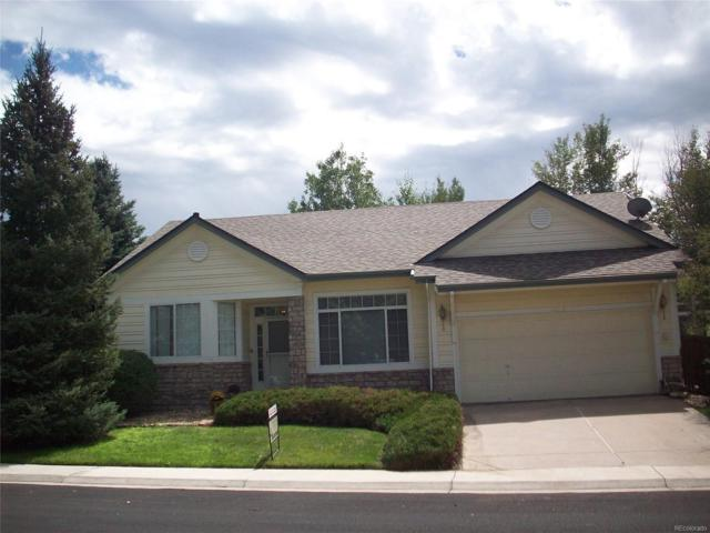 19620 E Creekside Drive, Parker, CO 80134 (#8786316) :: The Peak Properties Group