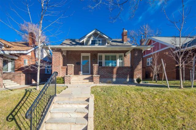 684 S Williams Street, Denver, CO 80209 (MLS #8787068) :: The Biller Ringenberg Group