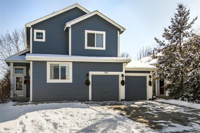 1361 Carnation Circle, Longmont, CO 80503 (#8787096) :: The Healey Group